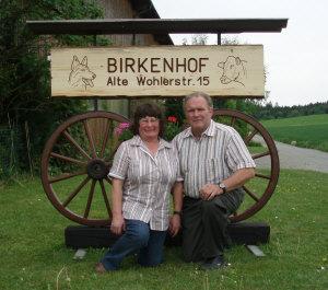 Gotfried und Irmgard Stökli